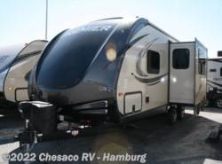 New 2017  Keystone Bullet PREMIER ULTRA LIGHT 22RBPR by Keystone from Chesaco RV in Shoemakersville, PA