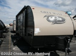 New 2018  Forest River Grey Wolf 23DBH by Forest River from Chesaco RV in Shoemakersville, PA