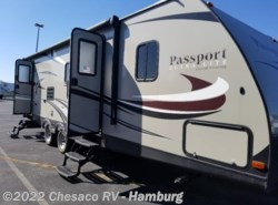 Used 2016  Keystone  KEYSTONE Passport Ultra Lite Grand Touring 2810BH by Keystone from Chesaco RV in Shoemakersville, PA