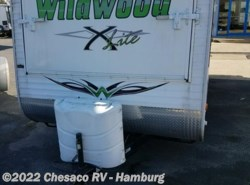 Used 2011  Forest River Wildwood X-Lite T17EXL by Forest River from Chesaco RV in Shoemakersville, PA