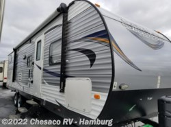 Used 2016  Forest River  Salem 29QBDS by Forest River from Chesaco RV in Shoemakersville, PA