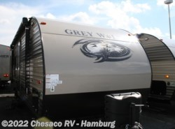 New 2018  Forest River Cherokee Grey Wolf 26DJSE by Forest River from Chesaco RV in Shoemakersville, PA