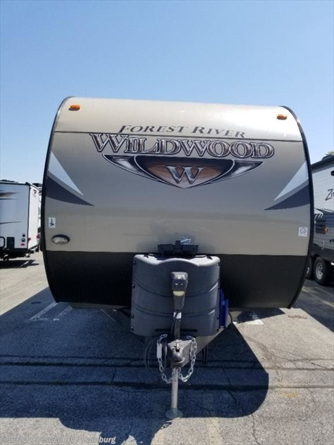 2015 Forest River Wildwood 28QBD