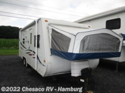 Used 2007 Jayco Jay Feather EXP 213 available in Shoemakersville, Pennsylvania