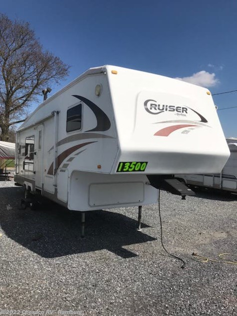 2006 CrossRoads Cruiser 29RK