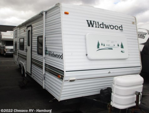 2002 Forest River Wildwood Wildwood 27DBH