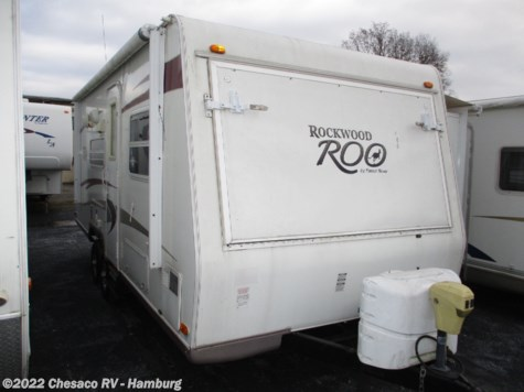 2009 Forest River Rockwood Roo 233S