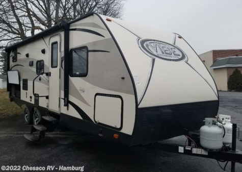 2017 Forest River Vibe Extreme Lite 243BHS