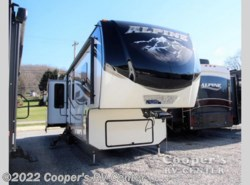 New 2016  Keystone Alpine 3510RE by Keystone from Cooper's RV Center in Apollo, PA