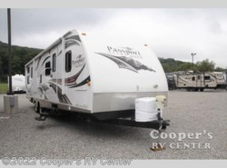 Used 2011  Keystone Passport 3220BH Grand Touring by Keystone from Cooper's RV Center in Apollo, PA