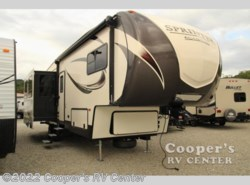 New 2018  Keystone Sprinter Campfire Edition 29FWRL by Keystone from Cooper's RV Center in Apollo, PA