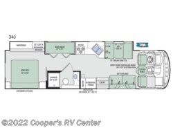 New 2018  Thor Motor Coach Windsport 34J by Thor Motor Coach from Cooper's RV Center in Apollo, PA