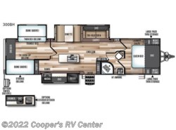 New 2018  Forest River Wildwood Heritage Glen 300BH by Forest River from Cooper's RV Center in Apollo, PA