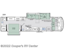 New 2018  Thor Motor Coach Windsport 35M by Thor Motor Coach from Cooper's RV Center in Apollo, PA