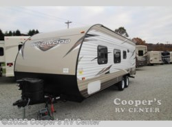 New 2018  Forest River Wildwood X-Lite 241QBXL by Forest River from Cooper's RV Center in Apollo, PA