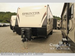New 2018  Keystone Sprinter Campfire Edition 33BH by Keystone from Cooper's RV Center in Apollo, PA