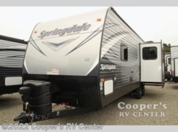 New 2018  Keystone Springdale 262RK by Keystone from Cooper's RV Center in Apollo, PA