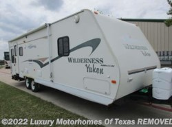 Used 2004  Fleetwood Wilderness 33ft 1 Slide Cheap Housing/Deer Camp by Fleetwood from Luxury Motorhomes Of Texas in Krum, TX