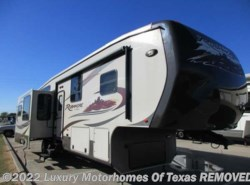 Used 2012  CrossRoads Rushmore 38ft/4 Slide/ 50Amp 2 ACs/LOOK!! by CrossRoads from Luxury Motorhomes Of Texas in Krum, TX