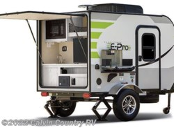 New 2018  Forest River Flagstaff E-Pro E12RK by Forest River from Calvin Country RV in Depew, OK
