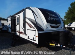 New 2017  Jayco White Hawk 25BHS Corner Double Bed Bunks Double Slideout by Jayco from White Horse RV Center in Williamstown, NJ