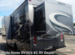 New 2017  Jayco Melbourne 24K Rear Queen and Booth Dinette Slideout by Jayco from White Horse RV Center in Williamstown, NJ