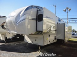 New 2017  Jayco Eagle 355MBQS Rear Lounge 2-Bedroom Quad Slide by Jayco from White Horse RV Center in Williamstown, NJ