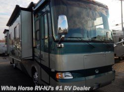 Used 2006  Monaco RV Knight 38PDQ Queen Bed Quad Slide-out by Monaco RV from White Horse RV Center in Williamstown, NJ