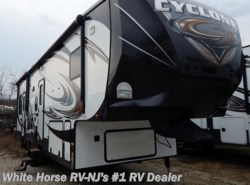 Used 2014 Heartland RV Cyclone CY 3100 Queen Bed, Double Slide-out available in Williamstown, New Jersey