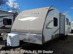 Used 2012  Jayco White Hawk 29SQB Quad Bunk, Sofa/Galley Slide-out