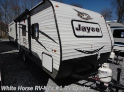 New 2017  Jayco Jay Flight 195RB SLX Front Queen Rear Bath by Jayco from White Horse RV Center in Williamstown, NJ