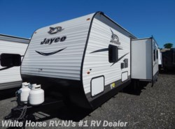 New 2017  Jayco Jay Flight SLX 265RLSW Rear Lounge Sofa/Dinette Slideout by Jayco from White Horse RV Center in Williamstown, NJ
