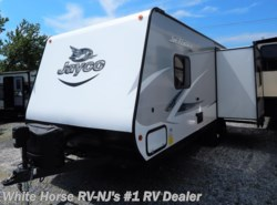 New 2017  Jayco Jay Feather 23RLSW Front Queen w/Dinette Slideout by Jayco from White Horse RV Center in Williamstown, NJ
