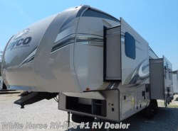 New 2018  Jayco Eagle HT 27.5RLTS Rear Lounge Triple Slideout by Jayco from White Horse RV Center in Williamstown, NJ