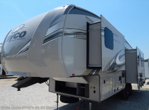 2018 Jayco Eagle HT 27.5RLTS Rear Lounge Triple Slideout