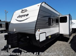 New 2017  Jayco Jay Flight 24RBS Rear Bath U-Dinette Slideout by Jayco from White Horse RV Center in Williamstown, NJ