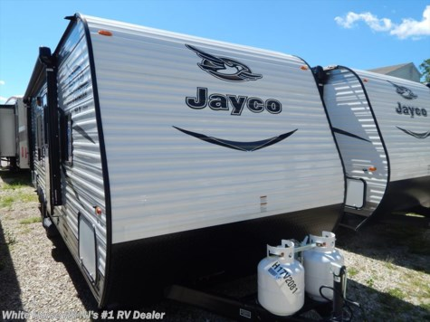 2017 Jayco Jay Flight SLX 264BHW Two Bedroom Sofa & Dinette
