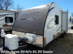 Used 2013  Jayco White Hawk 26SRK Queen Bed, Sofa/Wardrobe Slide-out by Jayco from White Horse RV Center in Williamstown, NJ