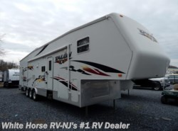 Used 2006  Jayco Talon ZX 36V Double Slideout w/12' Garage Area by Jayco from White Horse RV Center in Egg Harbor City, NJ