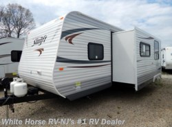 Used 2013  Jayco Jay Flight Swift 294BHS Two Bedroom, Sofa/Dinette Slide-out by Jayco from White Horse RV Center in Williamstown, NJ