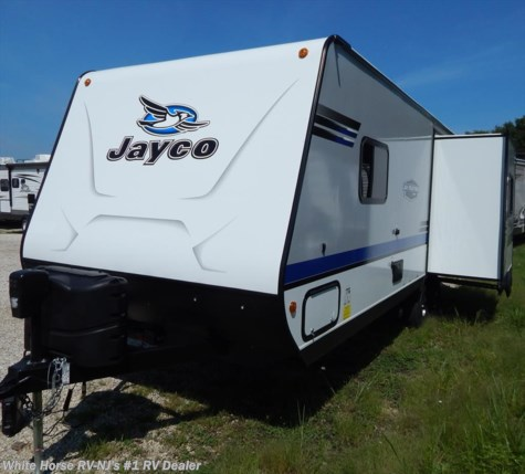 2018 Jayco Jay Feather 23RL Front Queen Booth Dinette Slideout