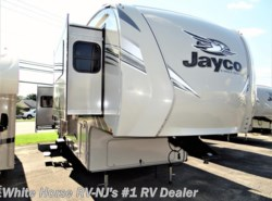New 2018  Jayco Eagle 339FLQS Front Living Room Quad Slide by Jayco from White Horse RV Center in Williamstown, NJ