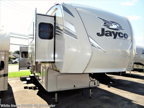 2018 Jayco Eagle 339FLQS Front Living Room Quad Slide