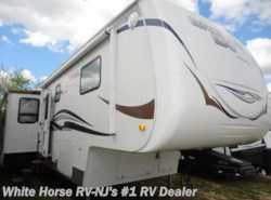 Used 2010  SunnyBrook Bristol Bay 3450TS Queen Bed, Triple Slide-out by SunnyBrook from White Horse RV Center in Williamstown, NJ