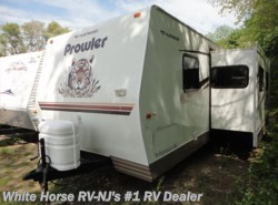 Used 2005  Fleetwood Prowler 300FQS Queen Bed, Sofa-Dinette Slide-out with Bunk