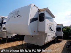 Used 2008  K-Z Montego Bay 36 REB-3 King Bed, Triple Slide-out by K-Z from White Horse RV Center in Williamstown, NJ
