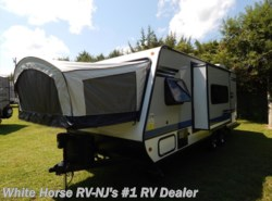New 2018  Jayco Jay Feather 23B Two Drop-Down Beds w/Sofa Slideout by Jayco from White Horse RV Center in Williamstown, NJ