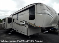 New 2018  Jayco Eagle 317RLOK Rear Living Room Triple Slideout by Jayco from White Horse RV Center in Williamstown, NJ