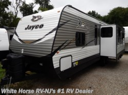 New 2018  Jayco Jay Flight 28RLS Rear Lounge Sofa/Booth Dinette Slideout by Jayco from White Horse RV Center in Williamstown, NJ