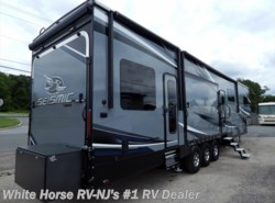 "New 2018  Jayco Seismic 4113  Double Slideout w/12'6"" Garage & Side Deck by Jayco from White Horse RV Center in Williamstown, NJ"